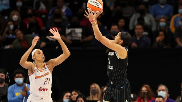Chicago Sky are WNBA Champions with 80-74 victory over Phoenix Mercury