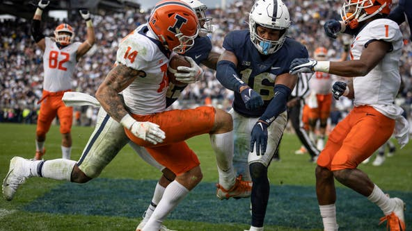 Illini have chance to show growth against Rutgers