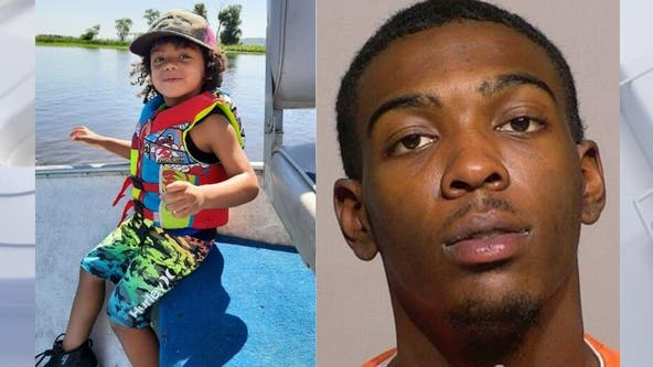 Milwaukee police search for little Major Harris, after man accused of killing his mom is found dead