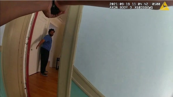 Video shows Chicago police fatally shooting man armed with knife