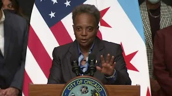 Lightfoot responds to survey that suggests nearly half of Chicago voters oppose her re-election