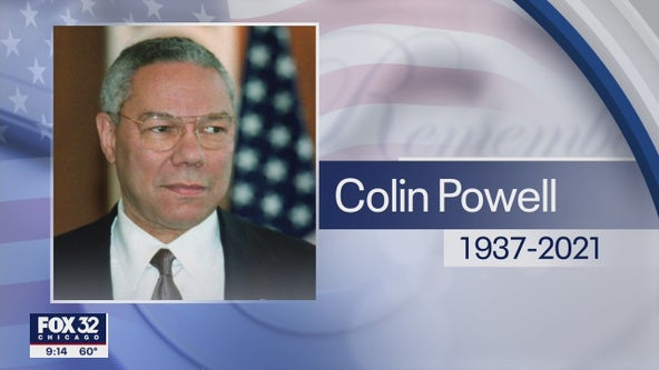 'A man of overwhelming decency': US leaders pay tribute to Colin Powell