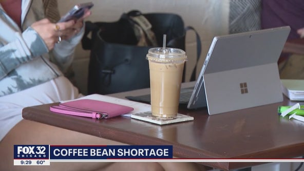 Trouble brewing as coffee shortage causes prices to spike