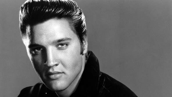 Bust of Elvis Presley stolen from Illinois bar