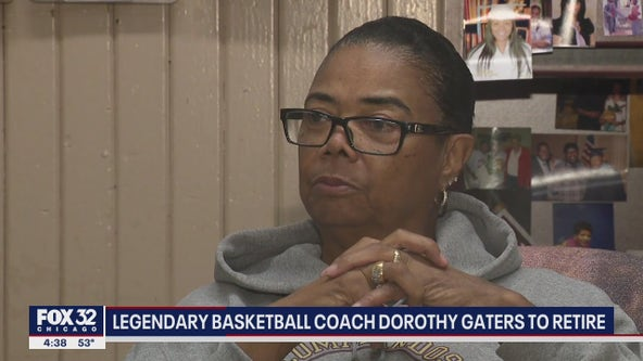 Chicago icon Dorothy Gaters stepping down as Marshall High School basketball coach