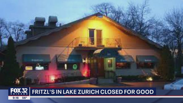 Lake Zurich staple Fritzl's closes its doors for good
