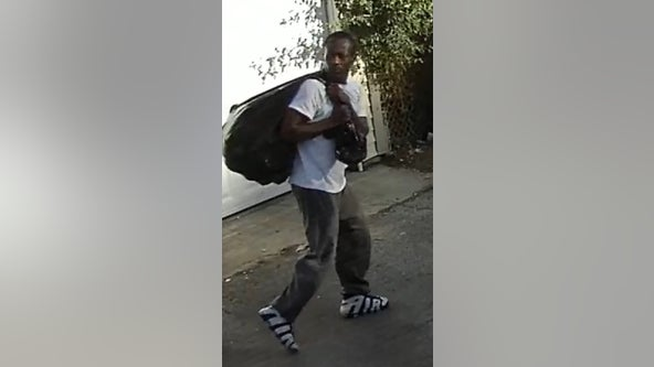 Chicago police looking for suspect who carjacked elderly woman at gunpoint