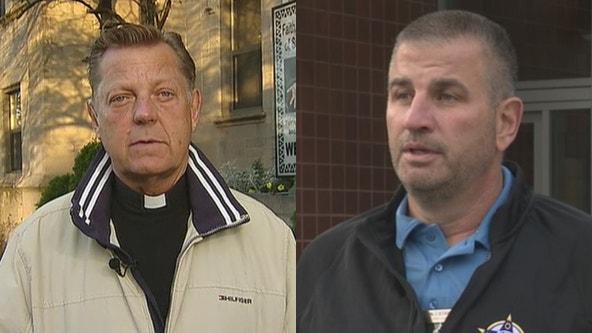 Father Michael Pfleger: John Catanzara 'is a dangerous man'