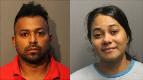 Pair charged with killing 2-year-old girl in Marquette Park