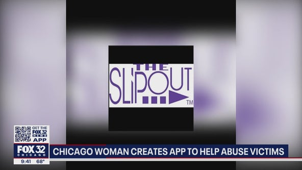 Chicago woman creates app to help victims, survivors of domestic abuse