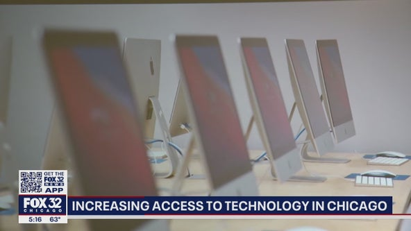 'Innovation One': Chicago increasing access to technology