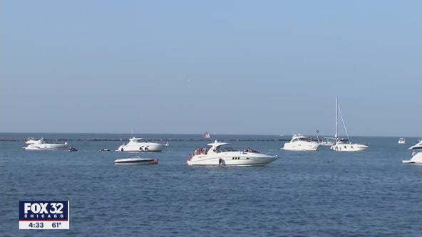 New ordinance calls for boaters in Lake Michigan 'playpen' to turn down loud music or get fined