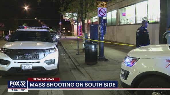 5 wounded in South Side shooting