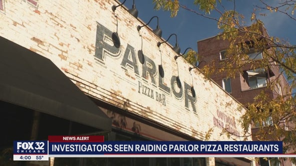 All 3 Parlor Pizza Bar locations in Chicago raided