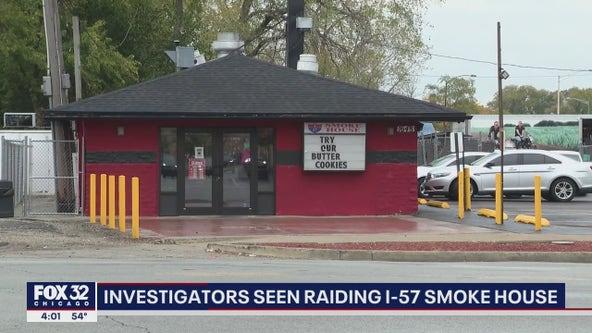 I57 Smoke House in Morgan Park raided by investigators