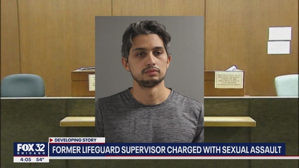 Former Chicago lifeguard supervisor charged with sexually assaulting 16-year-old employee