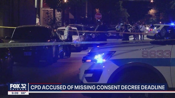 CPD under fire for missing another consent decree deadline