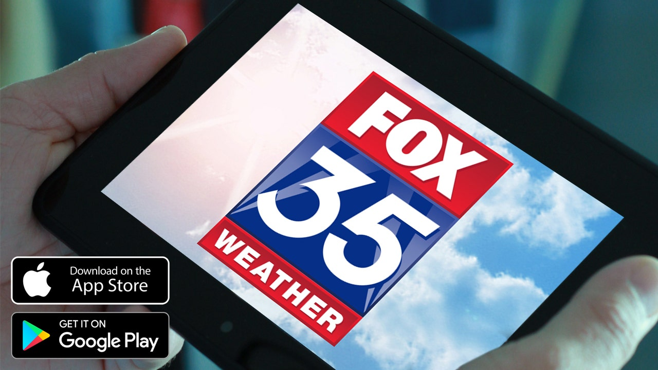 Download the FOX 35 Weather App
