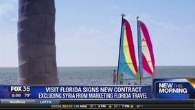 Visit Florida signs new contract excluding Syria from marketing Florida travel