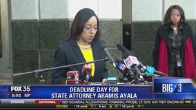 Deadline day for State Attorney Aramis Ayala