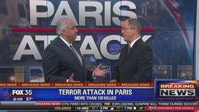 Paris Attacks - Christopher Hinn Interview