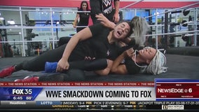 WWE debuts on FOX