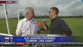 David Does It: Clay shooting experience