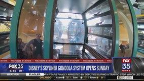 Disney's Skyliner gondola system debuts