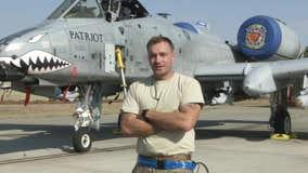 Military Greetings: SSgt Jeffrey Douglas