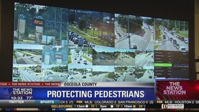 Osceola County using cameras for pedestrian safety
