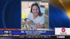 Teacher of the Week: Ms. Nicole Djoumblat