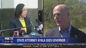 Attorney Ric Keller discusses State Attorney Aramis Ayala's decision to sue Governor Rick Scott