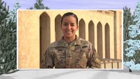Military Greetings: Von Marie Donato