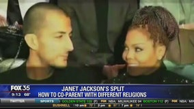 Parenting with different religions: reacting to Janet Jackson's split with husband