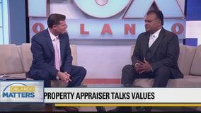 Rick Singh, Orange County Property Appraiser talks home values.