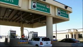 Cash collection at toll booths suspended, drivers will be tolled by license plate, expressway authority says