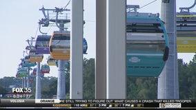 David Does It: Disney Skyliner gondolas