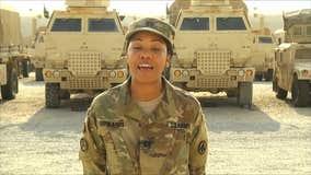 Capt. Trina Edwards of Lakeland