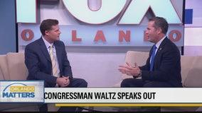 One on one with Congressman Michael Waltz