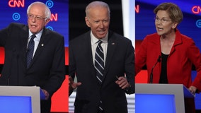 Democratic debate: Top 2020 presidential contenders to finally share same stage