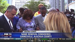 Name removal considered at Gainesville Corrine Brown transit center