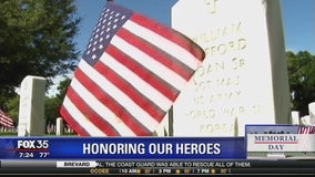 Honoring Our Veterans: Soldier Cemetery Project