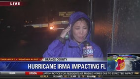 HURRICANE IRMA: Reports from Winter Park