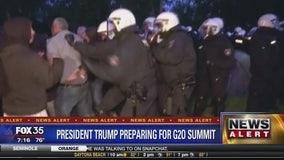 President Trump preparing for G20 summit