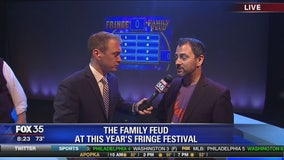 Family feud at this year's fringe festival
