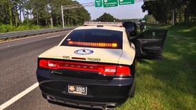 Florida troopers on the lookout over holiday period