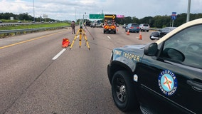 Rain-soaked roads, holiday travel keep Florida Highway Patrol busy in Central Florida
