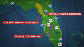 Alachua County rejects state's plan for new toll roads