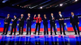 Fiery Democratic debate tackles health care, immigration, gun violence, as candidates attack Trump