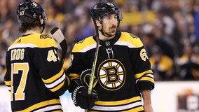 NHL warns Boston Bruins' Brad Marchand to stop licking opponents